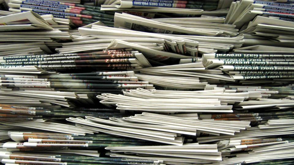 Knijnenburg giornali