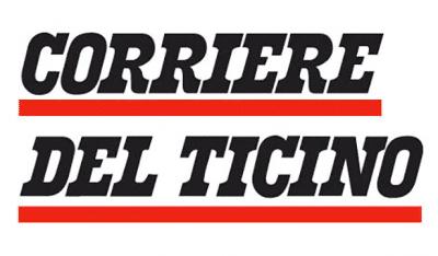 Logo corriere del ticino