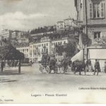 Piazza Giardini Lugano