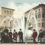 1903 Lugano Piazza Giardino