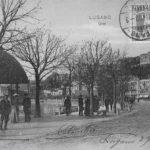 1908 Lugano il Quai