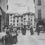 Lugano Piazza Dante Alighieri