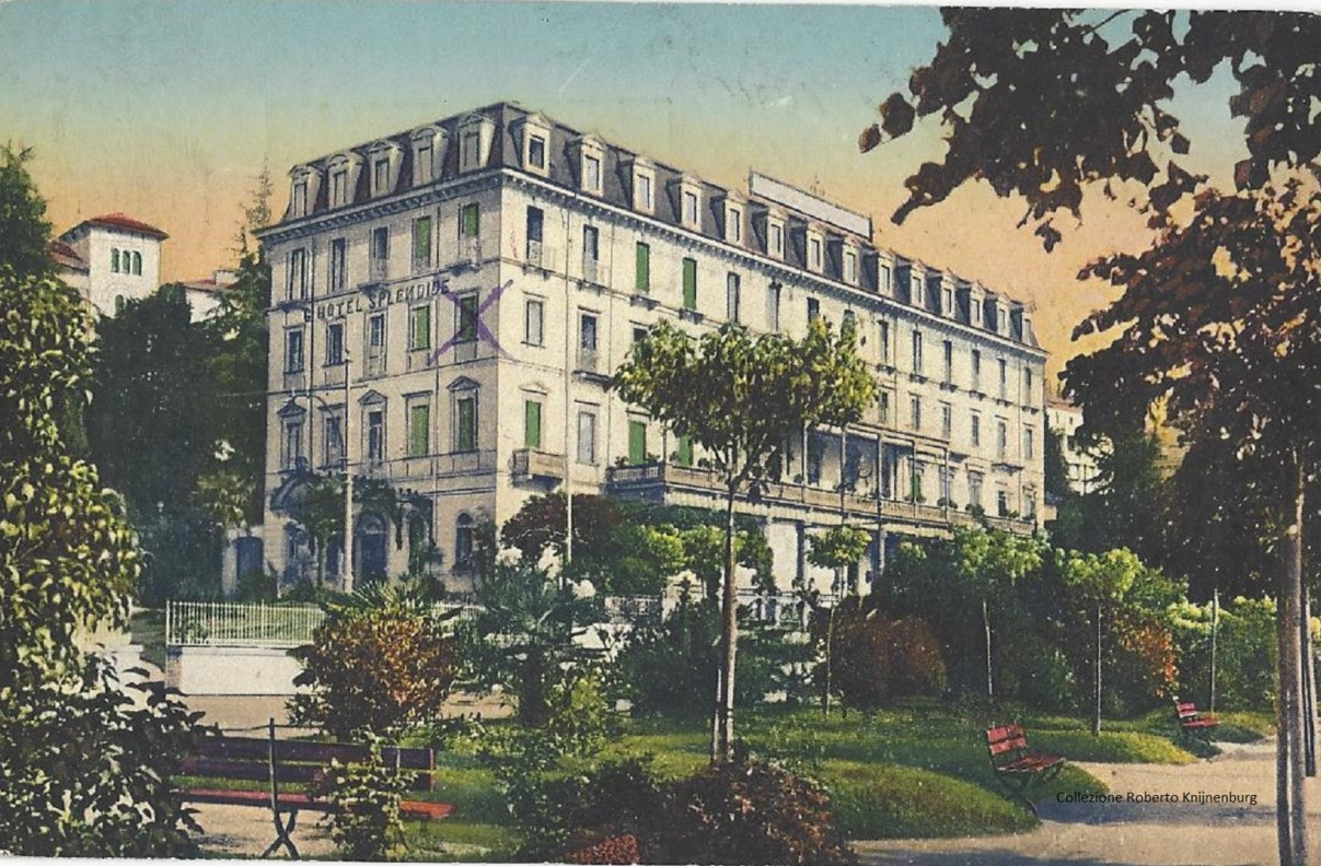 1890 Lugano Splendide giardino - 4