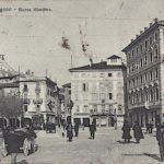 1917 Lugano verso Piazza Riforma
