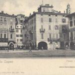 1935 Lugano Piazza della Riforma