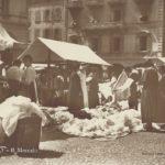 Lugano 1935 Piazza della Riforma