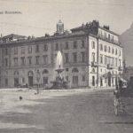 1905 Piazza Bossi e Municipio