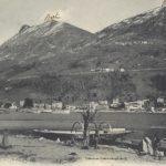 1900 Lugano Bre e Boglia dalla Foce del Cassarate