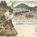 1902 Lugano festa ginnastica
