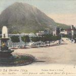 1904 Lugano Piazza Rezzonico