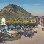 1937 Lugano Piazza Rezzonico
