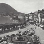 1964 Lugano Piazza Rezzonico