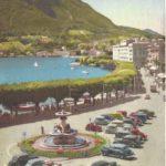 1957 Lugano Piazza Rezzonico