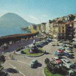 1970 Lugano Piazza Rezzonico