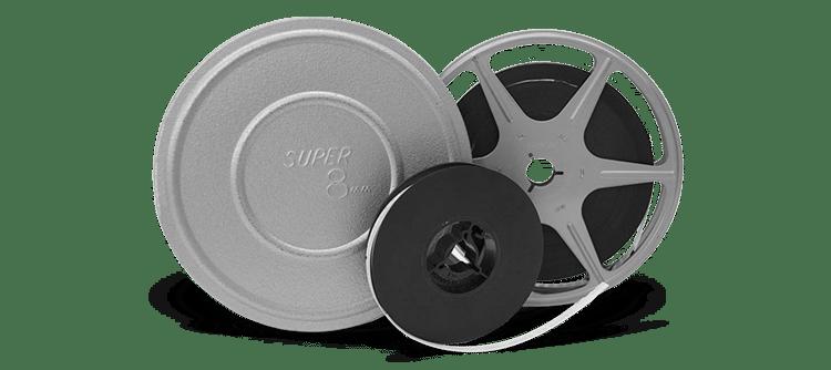 bobine super8 e 8mm