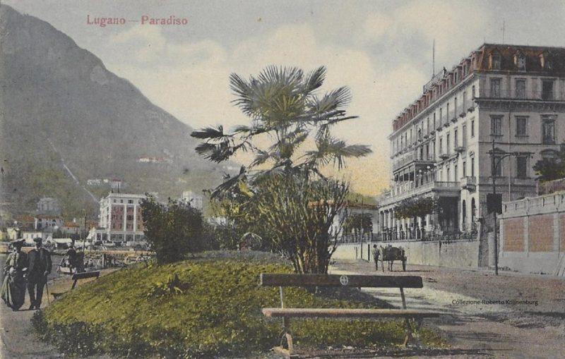 1890 Lugano Splendide giardino - 2