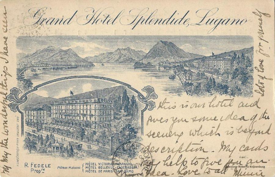 Lugano Splendide generale - 1