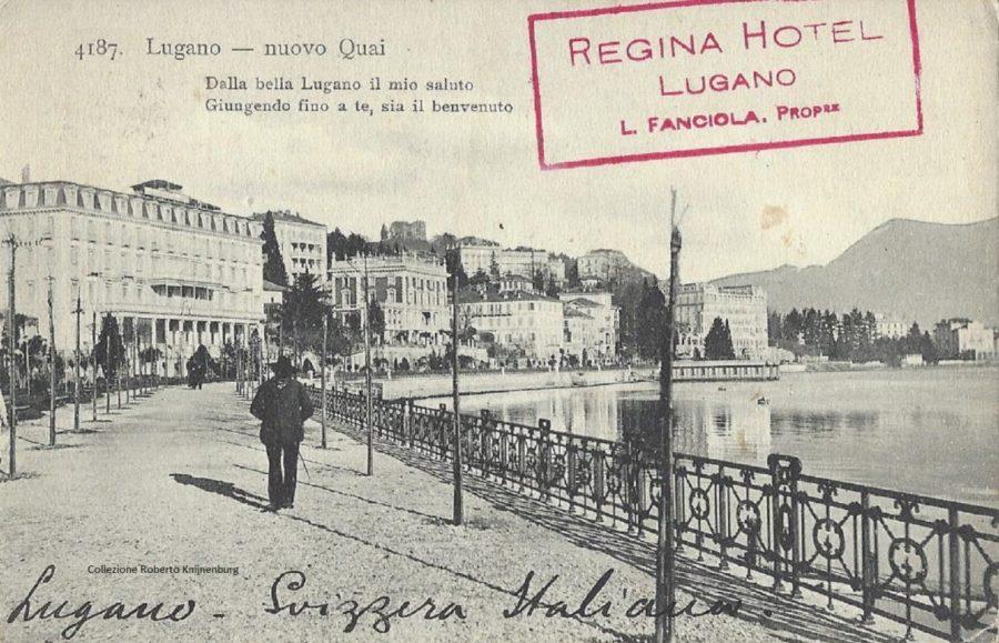 Lugano Splendide nuovo quai -2