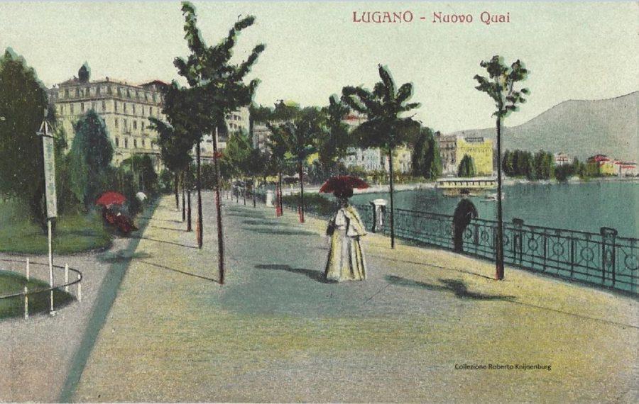 Lugano Splendide nuovo quai -5