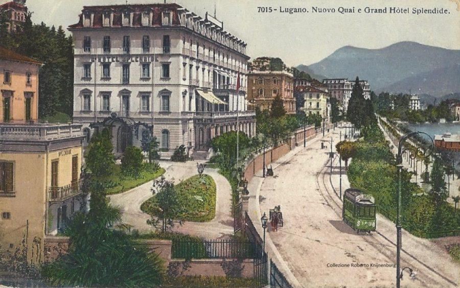 Lugano Splendide nuovo quai -9